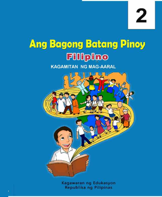 Filipino 2 learning materials | k12resources